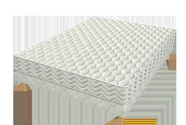 ensemble subba sommier tapissier matelas mousse pieds 2 pers 140x190. Black Bedroom Furniture Sets. Home Design Ideas
